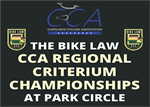 The Bike Law CCA Regional Criterium Championships at Park Circle
