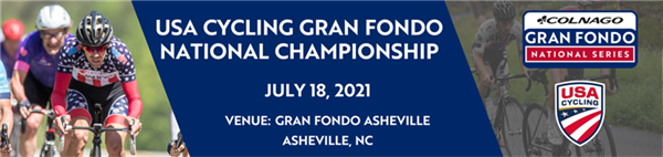 2021 USA Cycling Gran Fondo National Championships